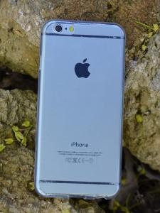 Ультратонкий силиконовый чехол  для iPhone 6 Plus