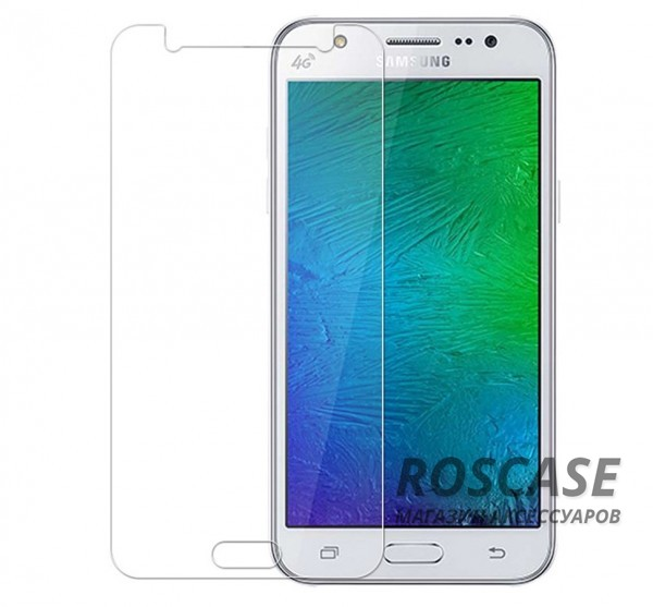 Защитное стекло Ultra Tempered Glass 0.33mm (H+) для Samsung J510F Galaxy J5 (2016) (карт. уп-вка)Описание:бренд&amp;nbsp;Epik;совместимость Samsung J510F Galaxy J5 (2016);материал: закаленное стекло;тип: защитное стекло на экран.&amp;nbsp;Особенности:закругленные&amp;nbsp;грани;не влияет на чувствительность сенсора;легко очищается;толщина - &amp;nbsp;0,33 мм;абсолютно прозрачное;защита от царапин и ударов.<br><br>Тип: Защитное стекло<br>Бренд: Epik