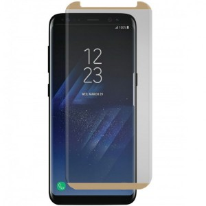 4D | Объемное защитное стекло для Samsung G950 Galaxy S8 / S9 на весь экран