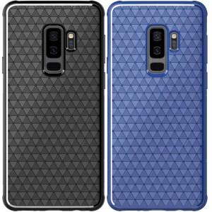 Nillkin Weave | Ультратонкий чехол для Samsung Galaxy S9+ с дополнительной защитой углов