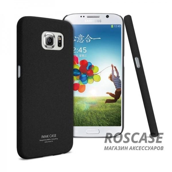 Пластиковая накладка IMAK Cowboy series для Samsung Galaxy S6 G920F/G920D Duos (Черный)Описание:бренд:&amp;nbsp;IMAK;совместим с Samsung Galaxy S6 G920F/G920D Duos;материал: поликарбонат;форма: накладка.&amp;nbsp;Особенности:тонкий дизайн;не скользит в руках;песочная фактура;не выгорает;все вырезы в наличии;защита от механических повреждений.<br><br>Тип: Чехол<br>Бренд: iMak<br>Материал: Поликарбонат