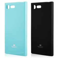 фото TPU чехол Mercury Jelly Color series для Sony Xperia X Compact