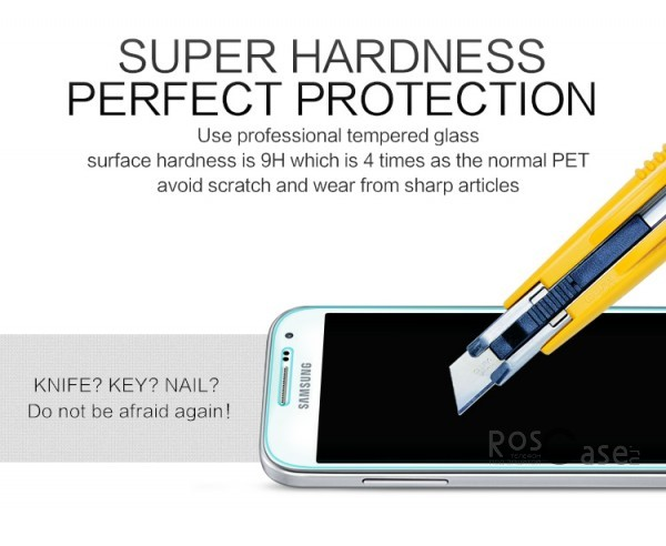 фото защитное стекло Nillkin Anti-Explosion Glass Screen (H) для Samsung G360H/G361H Galaxy Core Prime Duos