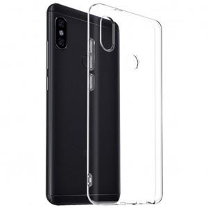 Clear Original | Прозрачный TPU чехол 2мм для Xiaomi Mi Max 3
