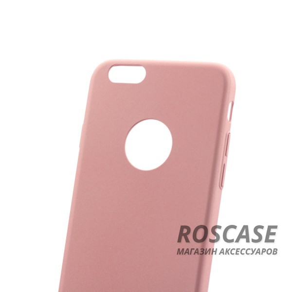 "Фотография Rose Gold iPaky Metal Plating  | Пластиковый чехол для Apple iPhone 6/6s (4.7"")"