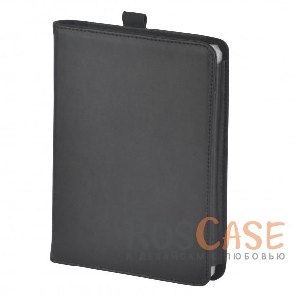 Изображение Черный Чехол книжка для электронной книги с экраном 8 дюймов