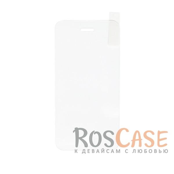 Фото Прозрачное Защитное стекло U-Glass 0.33mm (H+) для Apple iPhone 4/4S (картонная упаковка)