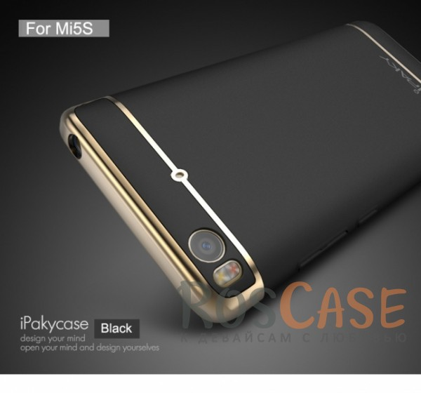 Фотография Черный iPaky Joint | Пластиковый чехол для Xiaomi Mi 5s