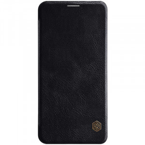 Nillkin Qin | Чехол-книжка из натуральной кожи для Samsung Galaxy A60