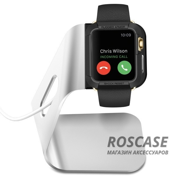 фото док-станция SGP S330 для Apple watch (38mm/42mm)