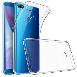 Прозрачный силиконовый чехол для Huawei Honor 9 Lite