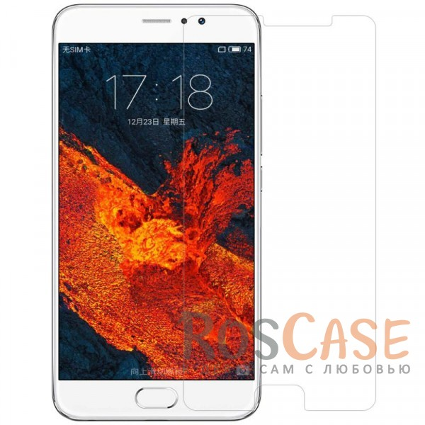 Фото Защитное стекло U-Glass 0.33mm (H+) для Meizu Pro 6 Plus (картонная упаковка)