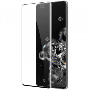 Nillkin 3D DS+ Max | Защитное стекло полноэкранное с полной проклейкой  для Samsung Galaxy S20 Ultra