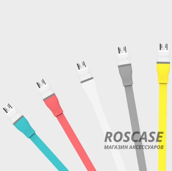 Кабель ROCK MicroUSB (Led / Auto-disconnect) 1мОписание:бренд&amp;nbsp;Rock;материал - TPE (термоэластопласт);тип&amp;nbsp; - &amp;nbsp;дата кабель;совместимость:устройства с разъемом MicroUSB.Особенности:гибкий и пластичный;длина&amp;nbsp;кабеля - 100 см;разъемы&amp;nbsp; - &amp;nbsp;MicroUSB,&amp;nbsp;USB;индикатор LED;высокая скорость передачи данных;совмещает три в одном: синхронизация данных, передача данных, зарядка;устойчив к воздействию низких температур.<br><br>Тип: USB кабель/адаптер<br>Бренд: ROCK