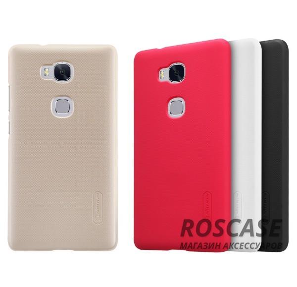 Чехол Nillkin Matte для Huawei Honor 5X / GR5 (+ пленка)Описание:производитель - компания&amp;nbsp;Nillkin;материал - поликарбонат;совместим с Huawei Honor X5 / GR5;тип - накладка.&amp;nbsp;Особенности:матовый;прочный;тонкий дизайн;не скользит в руках;не выцветает;пленка в комплекте.<br><br>Тип: Чехол<br>Бренд: Nillkin<br>Материал: Пластик