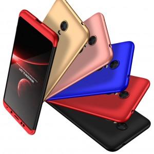 GKK LikGus 360° | Двухсторонний чехол  для Xiaomi Redmi Note 5 (SC)