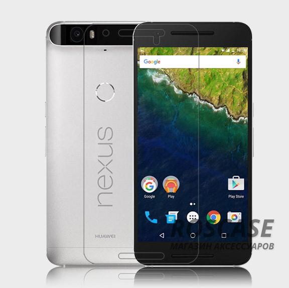 Защитная пленка Nillkin Crystal для Huawei Nexus 6PОписание:бренд:&amp;nbsp;Nillkin;совместима с Huawei Nexus 6P;материал: полимер;тип: защитная пленка.&amp;nbsp;Особенности:в наличии все необходимые функциональные вырезы;не влияет на чувствительность сенсора;глянцевая поверхность;свойство анти-отпечатки;не желтеет;легко очищается.<br><br>Тип: Защитная пленка<br>Бренд: Nillkin