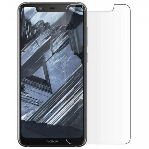 Защитное стекло Ultra Tempered Glass 0.33mm (H+) для Nokia 5.1 Plus (Nokia X5)