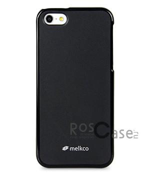 TPU чехол Melkco Poly Jacket (2 цвета) для iPhone 5 (+ пленка)