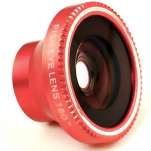 Fisheye 180° ib-A8002