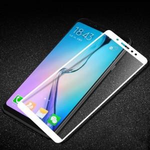 5D защитное стекло для Samsung Galaxy A6 Plus (2018) на весь экран