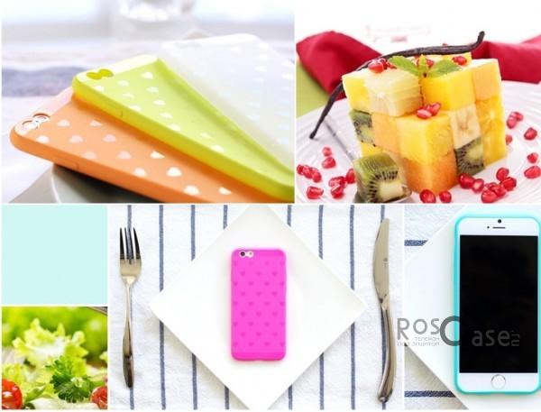 фото TPU чехол 8thdays Color Taste Series для Apple iPhone 6 (4.76/6s (4.7