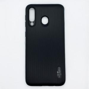 Силиконовая накладка Fono  для Samsung Galaxy A40s