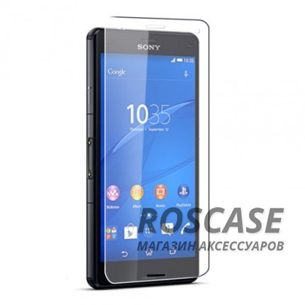 фото защитное стекло Ultra Tempered Glass 0.33mm (H+) для Sony Xperia Z3/Xperia Z3 Dual