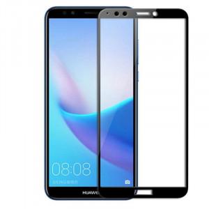 Защитное стекло 5D Full Cover для Huawei Honor 7A Pro / Y6 Prime 2018
