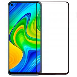 Защитное стекло 5D Full Cover  для Xiaomi Redmi Note 9