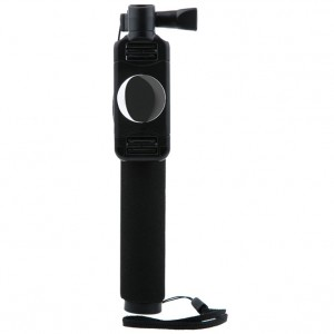 Remax P5 mini | Телескопический монопод для селфи с зеркалом (кабель 3,5 mini jack)