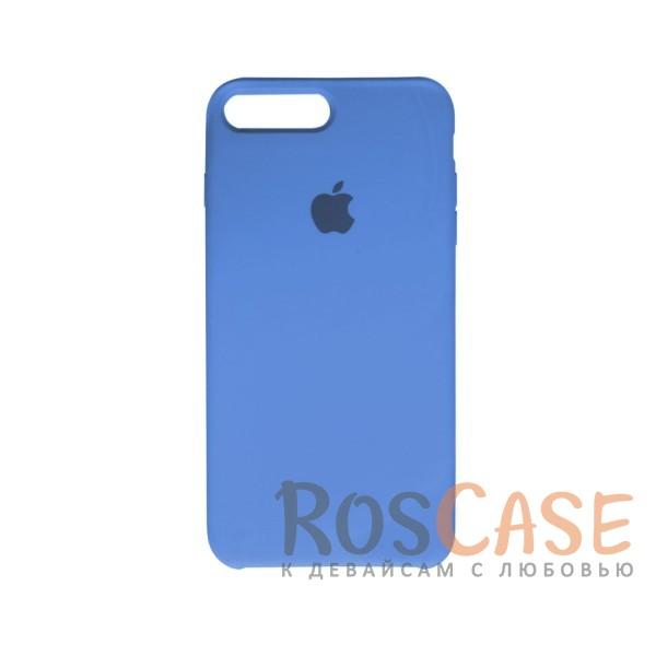 Оригинальный силиконовый чехол для Apple iPhone 7 plus (5.5) (Синий)Описание:материал - силикон;совместим с Apple iPhone 7 plus (5.5);тип чехла - накладка.<br><br>Тип: Чехол<br>Бренд: Epik<br>Материал: Силикон