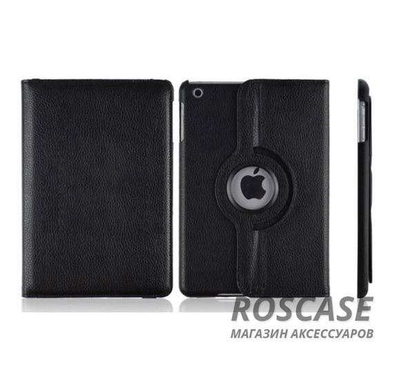 фото кожаный чехол-книжка TTX (360 градусов) для Apple iPad mini 4