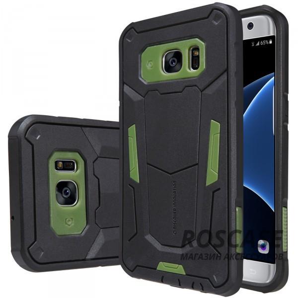 TPU+PC чехол Nillkin Defender 2 для Samsung G935F Galaxy S7 Edge (Зеленый)Описание:производитель  - &amp;nbsp;Nillkin;совместим с Samsung G935F Galaxy S7 Edge;материал  -  термополиуретан, поликарбонат;тип  -  накладка.&amp;nbsp;Особенности:в наличии все вырезы;противоударный;стильный дизайн;надежно фиксируется;защита от повреждений.<br><br>Тип: Чехол<br>Бренд: Nillkin<br>Материал: TPU