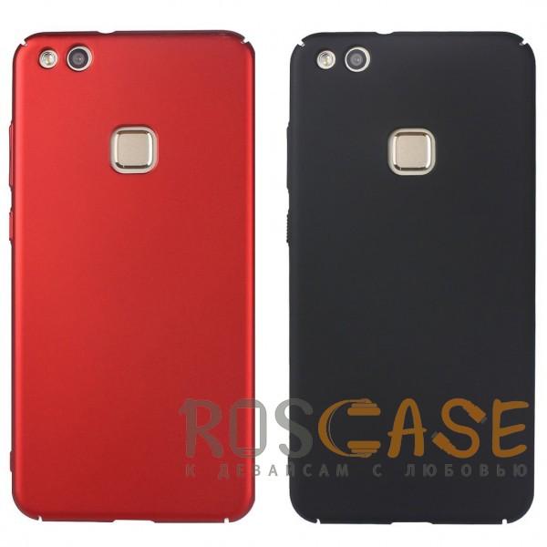 Фото J-Case THIN   Пластиковый чехол для Huawei P10 Lite с гладким покрытием