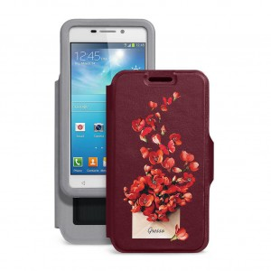 "Gresso ""Признание Айва"" |  женский чехол-книжка с принтом цветка для Samsung Galaxy Note 3 Neo (N7502/N7505)"