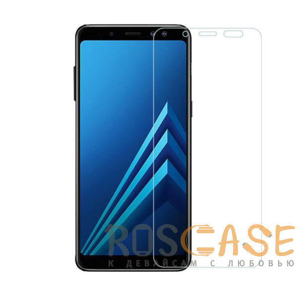 Фото Гидрогелевая защитная пленка Rock для Samsung A730 Galaxy A8+ (2018)