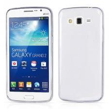 Ультратонкий силиконовый чехол для Samsung G7102 Galaxy Grand 2