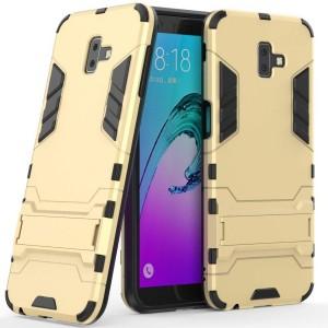 Transformer | Противоударный чехол для Samsung Galaxy J6+ (2018) с мощной защитой корпуса