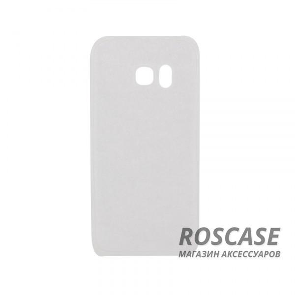 Ультратонкий силиконовый чехол Ultrathin 0,33mm для Samsung G930F Galaxy S7 (Бесцветный (прозрачный))Описание:бренд:&amp;nbsp;Epik;совместим с Samsung G930F Galaxy S7;материал: термополиуретан;тип: накладка.&amp;nbsp;Особенности:ультратонкий дизайн - 0,33 мм;прозрачный;эластичный и гибкий;надежно фиксируется;все функциональные вырезы в наличии.<br><br>Тип: Чехол<br>Бренд: Epik<br>Материал: TPU