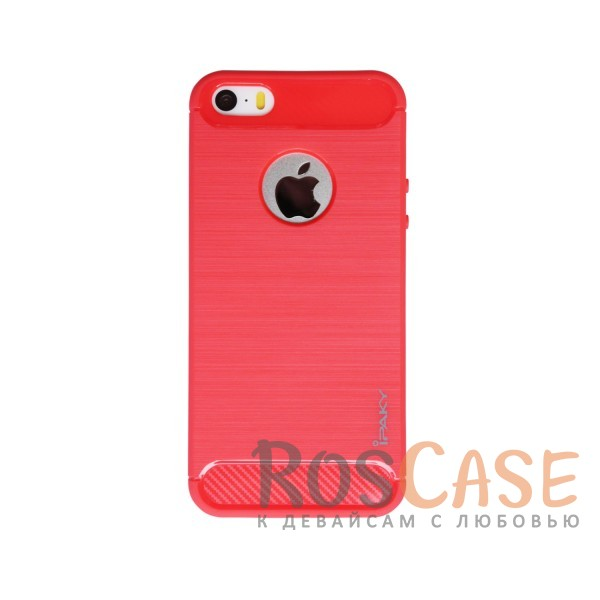 TPU чехол iPaky Slim Series для Apple iPhone 5/5S/SE (Розовый)Описание:бренд - iPaky;совместим с Apple iPhone 5/5S/SE;материал: термополиуретан;тип: накладка.Особенности:эластичный;свойство анти-отпечатки;защита углов от ударов;ультратонкий;защита боковых кнопок;надежная фиксация.<br><br>Тип: Чехол<br>Бренд: Epik<br>Материал: TPU