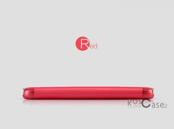 Кожаный чехол (книжка) Nillkin Rain Series для Apple iPhone 6/6s (4.7) (+ пленка) (Красный)Описание:производитель  -  компания&amp;nbsp;Nillkin;совместимость - Apple iPhone 6/6s (4.7);материалы  -  искусственная кожа, поликарбонат;форма  -  чехол-книжка.&amp;nbsp;Особенности:в наличии все функциональные вырезы;надежная система крепления;тонкий и легкий;пленка в комплекте;защита от ударов и царапин;необычный дизайн.<br><br>Тип: Чехол<br>Бренд: Nillkin<br>Материал: Искусственная кожа