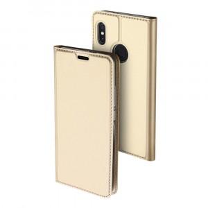 Dux Ducis | Чехол-книжка для Xiaomi Mi A2 с функцией подставки и картхолдером