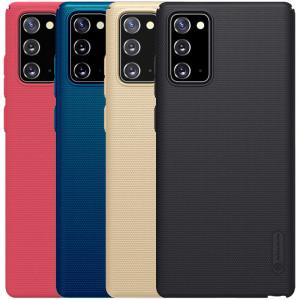 Nillkin Super Frosted Shield | Матовый пластиковый чехол  для Samsung Galaxy Note 20