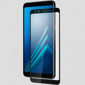 Mocolo | 3D защитное стекло для Samsung A730 Galaxy A8+ (2018) на весь экран