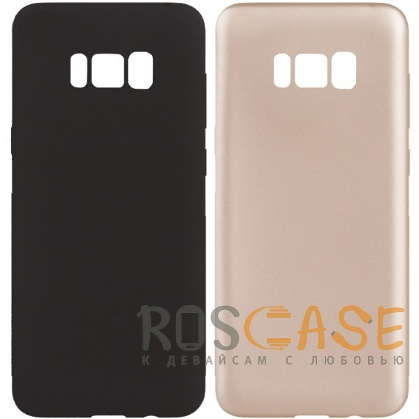 Фото J-Case THIN | Гибкий силиконовый чехол для Samsung G955 Galaxy S8 Plus