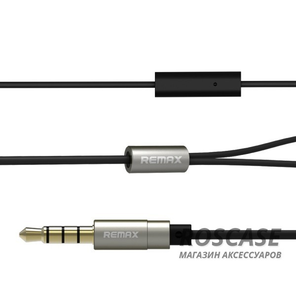 Изображение Черный Remax RM-501 | Наушники с микрофоном