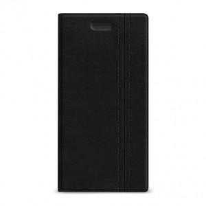 """Универсальный чехол-книжка Gresso """"Ортон"""" с функцией подставки для смартфона 5.4-5.5 дюйма"""