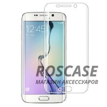 Противоударная четырехслойная защитная пленка BestSuit на обе стороны из прозрачного скользящего покрытия для Samsung G925F Galaxy S6 Edge (Прозрачная)Описание:производитель -&amp;nbsp;BestSuit;совместимость - Samsung G925F Galaxy S6 Edge;материал - полимер;тип - защитная пленка.Особенности:пленка закрывает экран полностью, в том числе боковые закругления стекла;олеофобное покрытие;высокая прочность;ультратонкая;прозрачная;имеет все необходимые вырезы;защита от ударов и царапин;анти-бликовое покрытие;в комплекте пленка на заднюю панель.<br><br>Тип: Бронированная пленка<br>Бренд: BestSuit