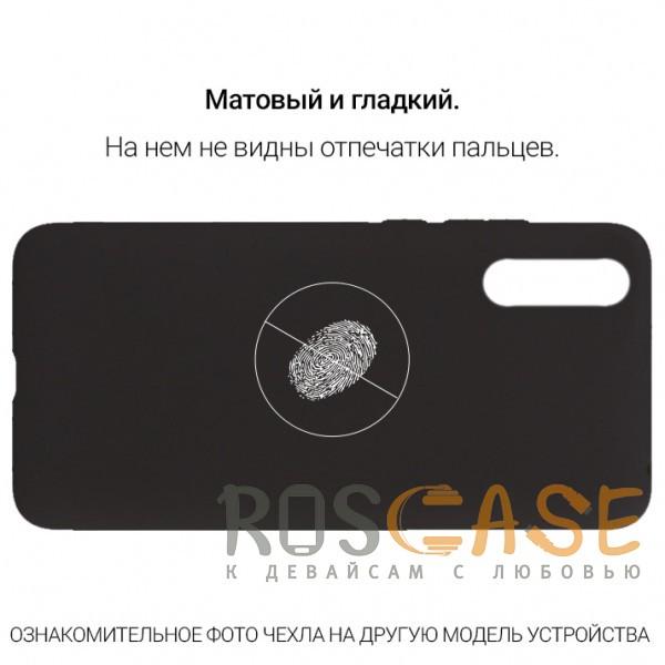 Фото Черный J-Case THIN | Гибкий силиконовый чехол для Samsung Galaxy S9
